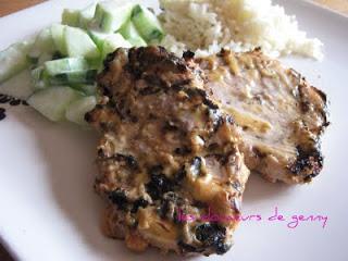recette original de poulet
